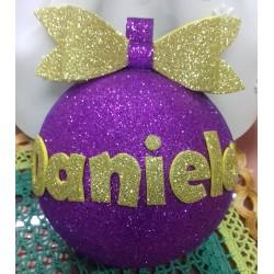 Cappello Bombetta glitter