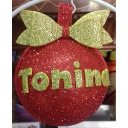 Cappello cilindro glitter orp